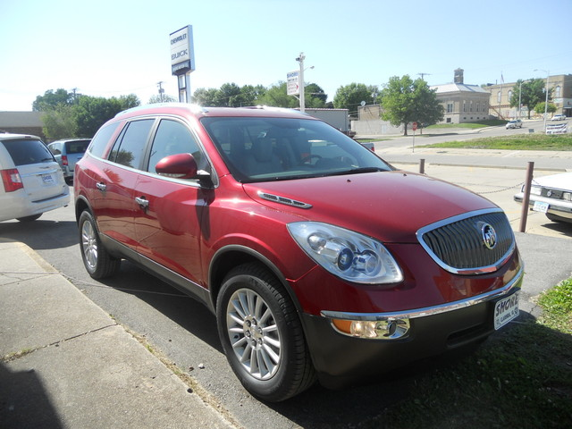 2012 buick enclave for sale in clarinda ia c137. Black Bedroom Furniture Sets. Home Design Ideas