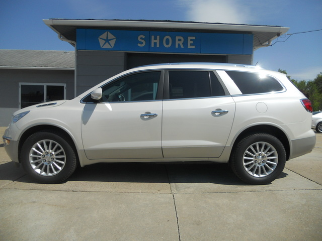 2012 buick enclave for sale in clarinda ia c149. Black Bedroom Furniture Sets. Home Design Ideas