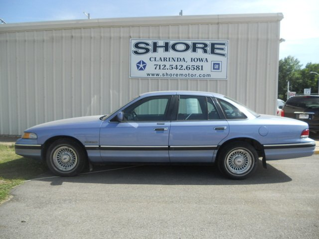 1994 Ford Crown Victoria For Sale In Clarinda Ia B293c