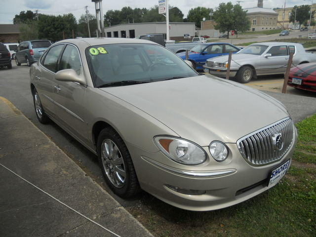 2008 buick lacrosse for sale in clarinda ia c88a. Black Bedroom Furniture Sets. Home Design Ideas