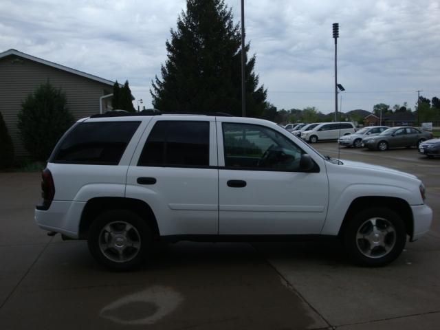2008 Chevrolet Trailblazer For Sale In North Liberty Ia 3678