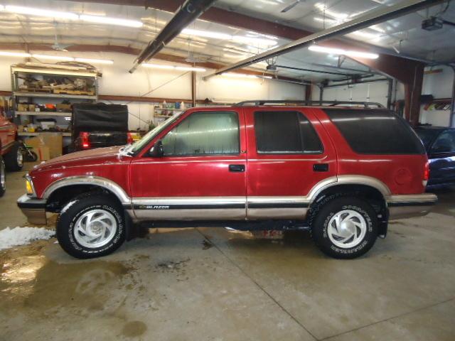 1996 chevrolet blazer for sale in waukon ia 1769 iowa used cars