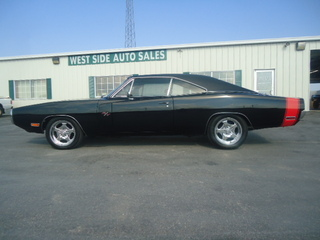1970 dodge charger for sale in waukon ia 0012. Black Bedroom Furniture Sets. Home Design Ideas