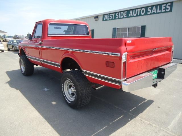 Red Hill Auto Sales >> 1970 Chevrolet Silverado SS for sale in Waukon,IA