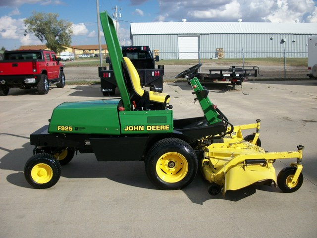 1998 John Deere F925 For Sale In Fort Dodge Ia 0352