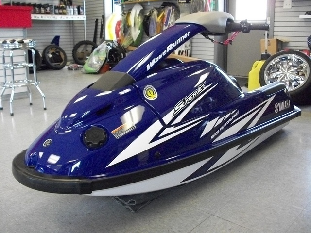 2008 yamaha super jet for sale in fort dodge ia c808