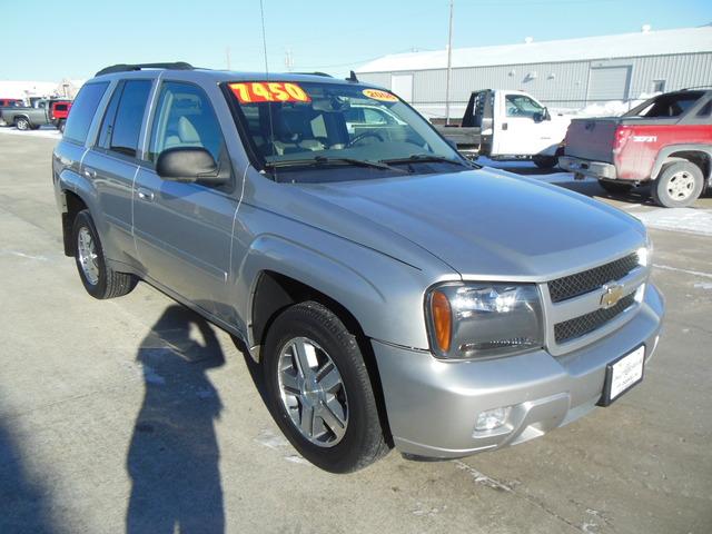 2006 Chevrolet Trailblazer For Sale In Fort Dodge Ia 8506