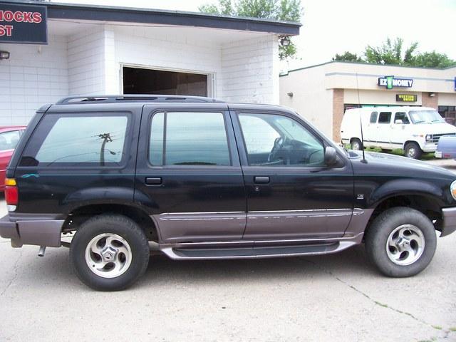 Lexus Des Moines >> 1997 Mercury Mountaineer for sale in Des Moines,IA