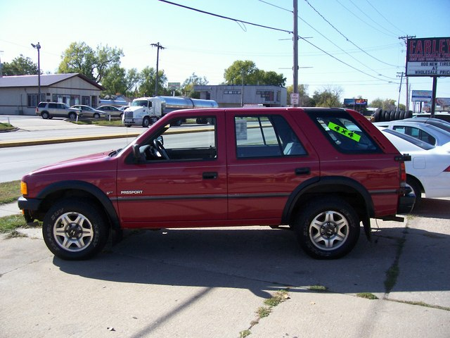 1996 Honda Passport For Sale In Des Moinesia