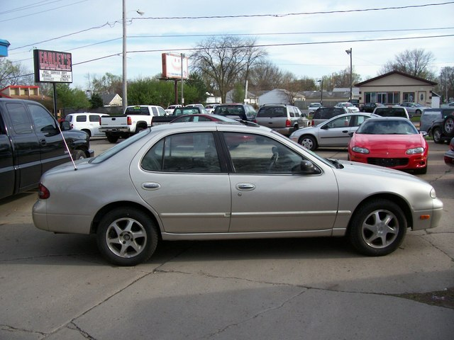 1997 Nissan Altima For Sale In Des Moines Ia