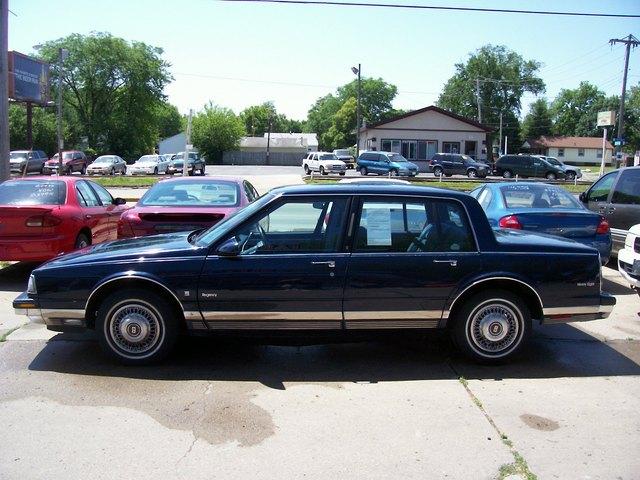 1989 Oldsmobile 98 Regency Elite For Sale In Des Moines Ia