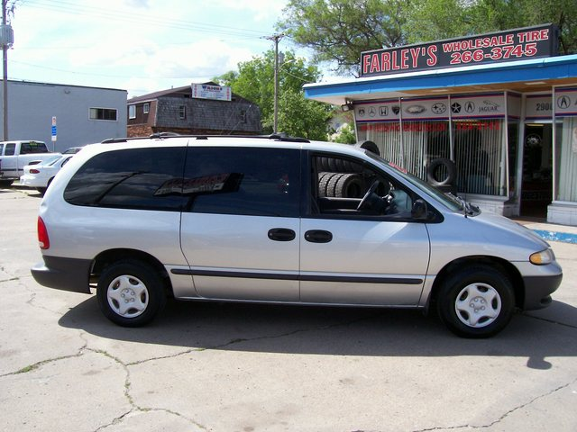 A A D B A D Fa Bb E Dodge Grand Caravan Le Silver X