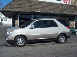 2005 buick rendezvous for sale in council bluffs ia 520587r. Black Bedroom Furniture Sets. Home Design Ideas