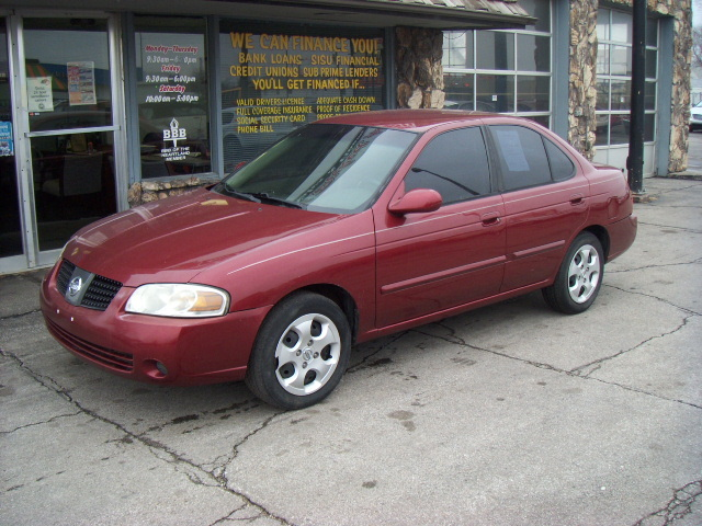 2004 nissan sentra for sale in council bluffs ia 887535. Black Bedroom Furniture Sets. Home Design Ideas