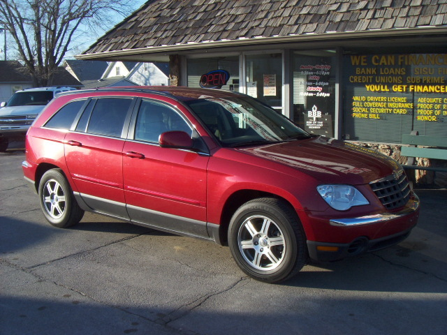 2007 chrysler pacifica for sale in council bluffs ia 178672. Black Bedroom Furniture Sets. Home Design Ideas