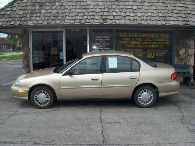 2005 Chevrolet Malibu Classic for sale in Council Bluffs ...