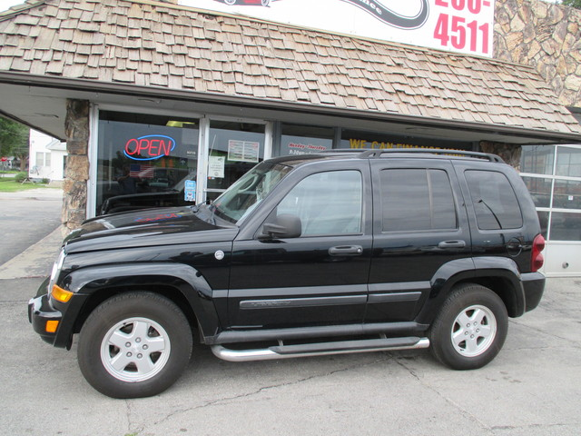 2007 jeep liberty for sale in council bluffs ia 662873. Black Bedroom Furniture Sets. Home Design Ideas