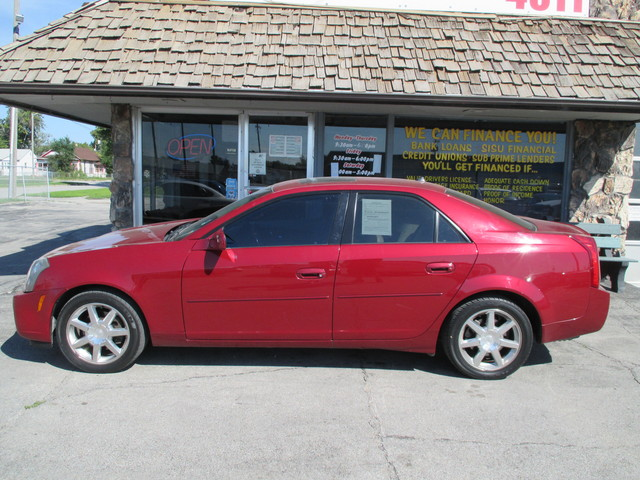 2004 cadillac cts for sale in council bluffs ia 154494. Black Bedroom Furniture Sets. Home Design Ideas