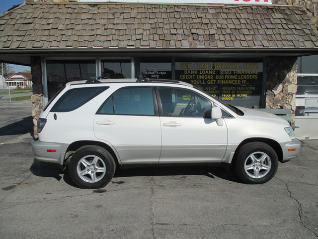2003 Lexus Rx 300 For Sale In Council Bluffs Ia 295318