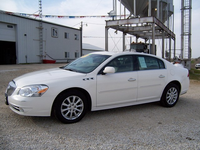 2011 Buick Lucerne For Sale In Gladbrook Ia 145690