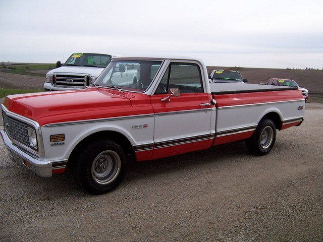 1970 Chevrolet C1500 For Sale In Gladbrook Ia 136585