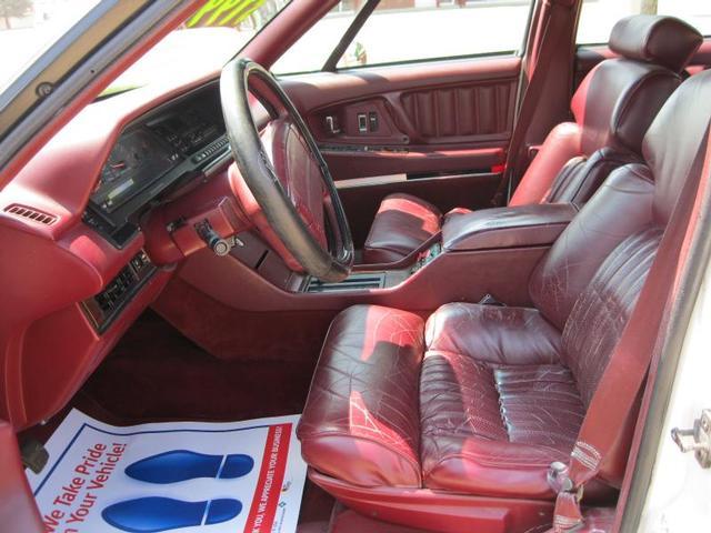 1992 Oldsmobile 98 Regency Elite For Sale In Des Moines Ia
