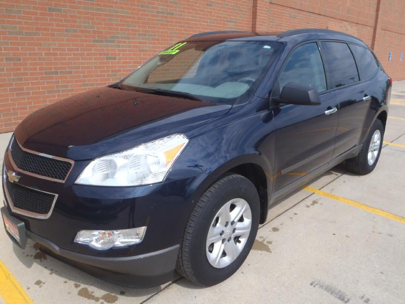 2011 Chevrolet Traverse For Sale In Des Moines Ia 190851