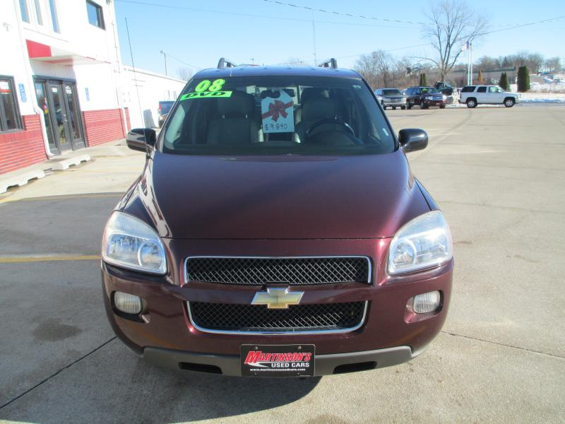 2008 chevrolet uplander for sale in des moines ia 141897. Black Bedroom Furniture Sets. Home Design Ideas
