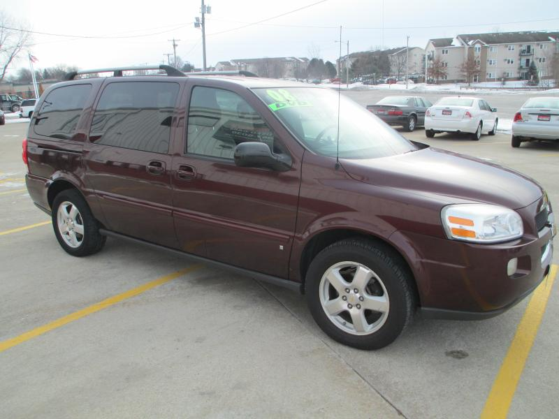 Buick Enclave For Sale In Iowa >> 2008 Chevrolet Uplander For Sale Used 2008 Chevrolet .html   Autos Weblog