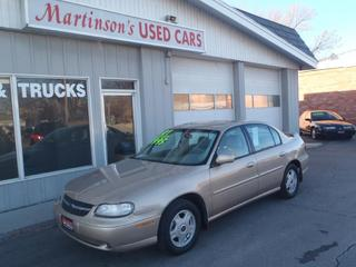 Car Dealerships In Des Moines >> 2001 Chevrolet Malibu for sale in Des Moines,IA - 126860