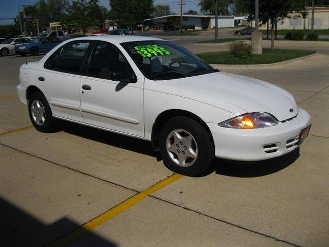 2000 Chevrolet Cavalier For Sale In Des Moines Ia 290994