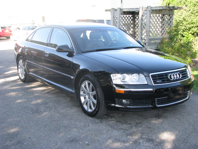 2005 audi a8 for sale in jefferson ia. Black Bedroom Furniture Sets. Home Design Ideas