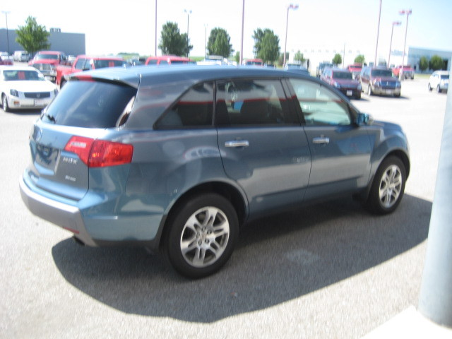 2007 acura mdx for sale in mason city ia 6864. Black Bedroom Furniture Sets. Home Design Ideas