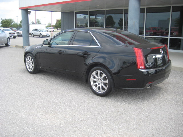 2008 Cadillac Cts For Sale In Mason City Ia 6865