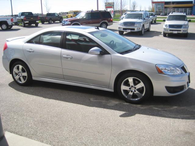 2010 Pontiac G6 For Sale In Mason City Ia 6803