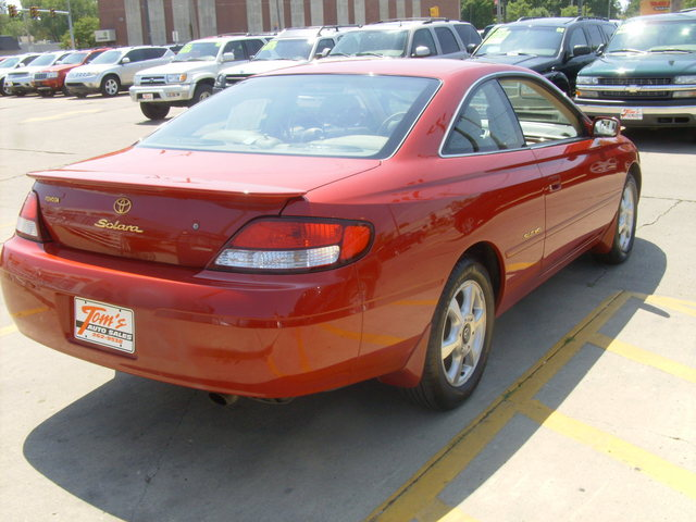 2001 toyota camry solara convertible sle for sale in des moines ia 44514 iowa used cars