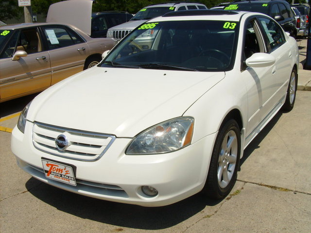 2003 Nissan Altima For Sale In Des Moines Ia 75924