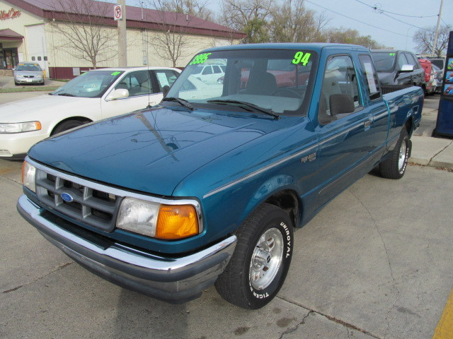1994 ford ranger des moines ia 50317