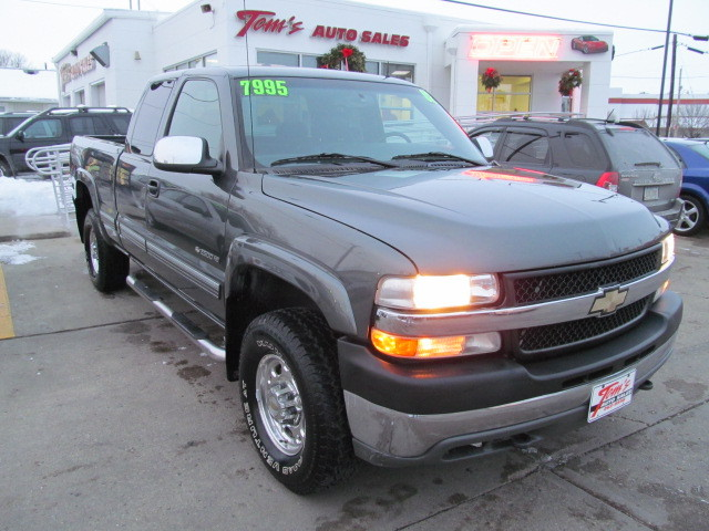 2002 Chevrolet K2500 For Sale In Des Moines Ia 60884