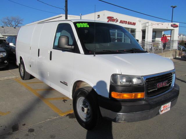 2006 gmc savana cargo van for sale in des moines ia 32170. Black Bedroom Furniture Sets. Home Design Ideas