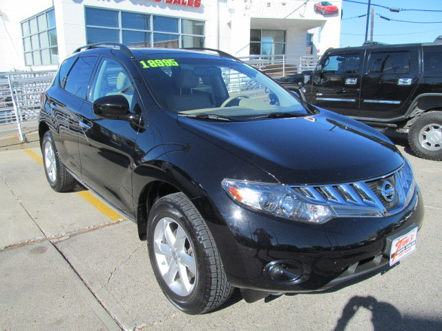 2010 nissan murano for sale in des moines ia 14933. Black Bedroom Furniture Sets. Home Design Ideas