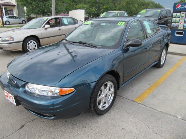 2003 Oldsmobile Alero For Sale In Des Moinesia 82364