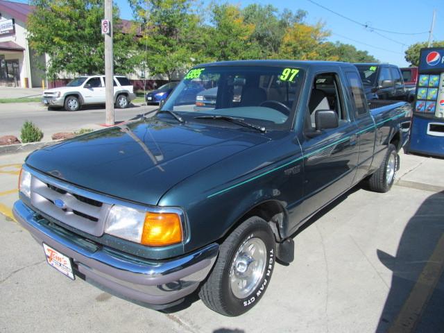 1997 ford ranger for sale in des moines ia 48653. Black Bedroom Furniture Sets. Home Design Ideas