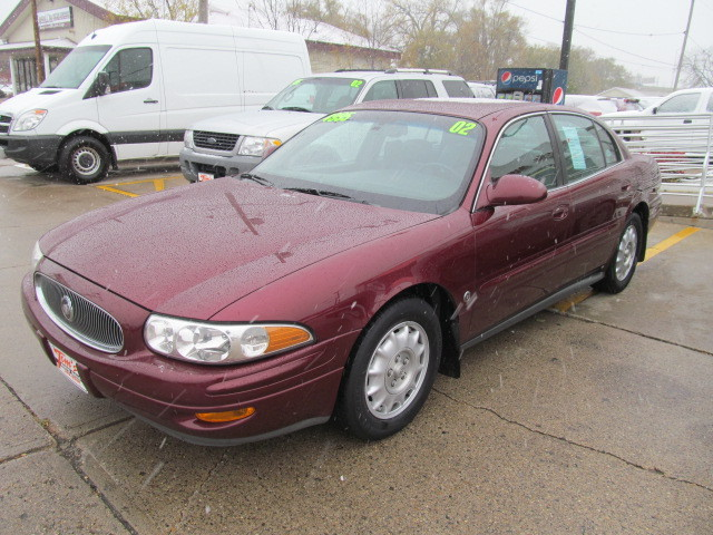 Used 2002 Buick LeSabre for sale - Pricing