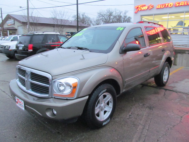 2004 Dodge Durango For Sale In Des Moines Ia 94064
