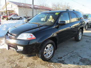 2003 acura mdx for sale in des moines ia 22499. Black Bedroom Furniture Sets. Home Design Ideas