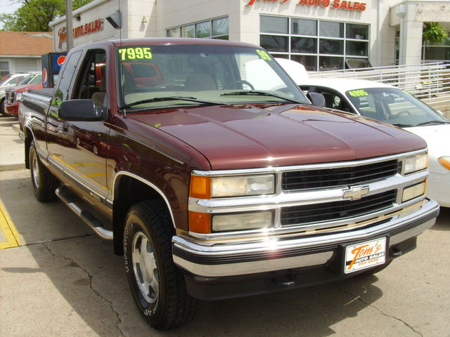 1999 Chevrolet K1500 For Sale In Des Moines Ia 16966