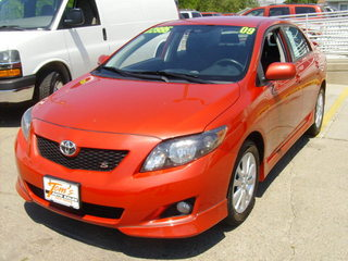2009 toyota corolla for sale in des moines ia 65982. Black Bedroom Furniture Sets. Home Design Ideas