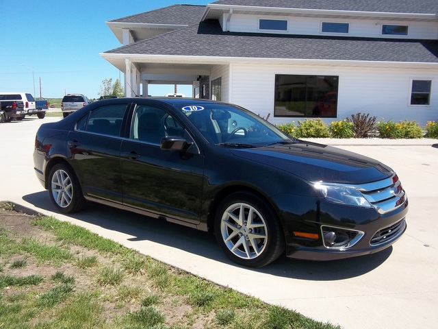 2010 Ford Fusion For Sale In Parkersburg Ia