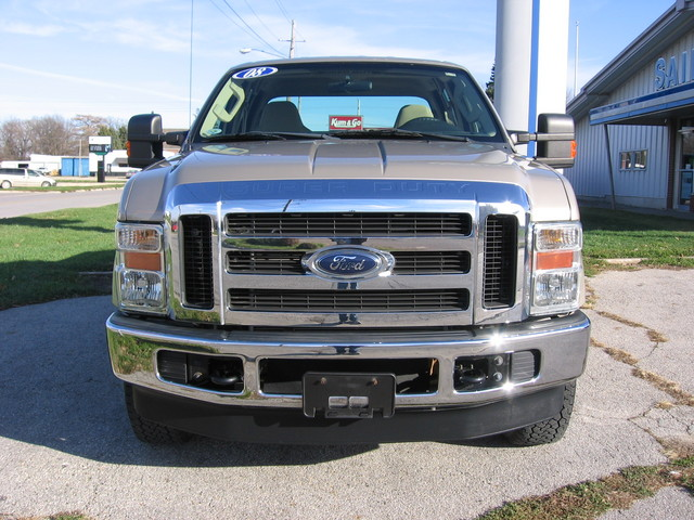 2008 Ford F 250 For Sale In Parkersburg Ia T82712